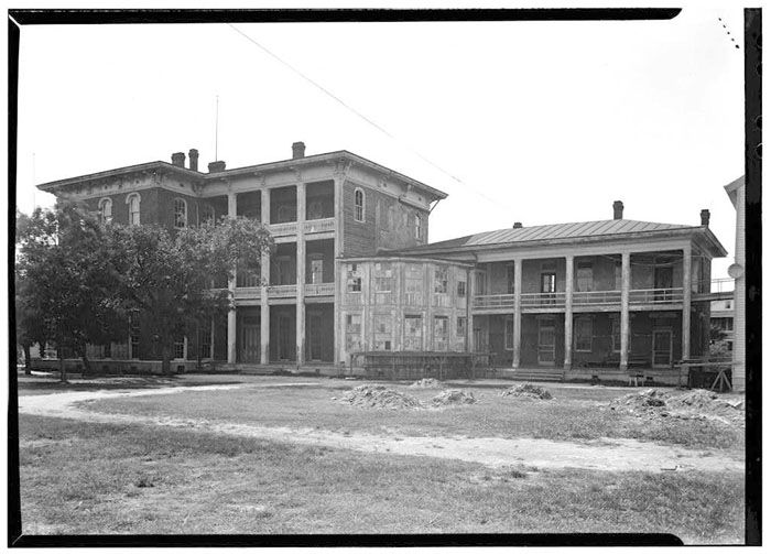 Moody House – 1302 Tremont Street Built: Demolished: 1941 Site use today:  Gymnasium O'Connell High School