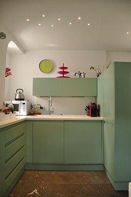 Interior design by Simona Perrotta GASParch - Kitchen