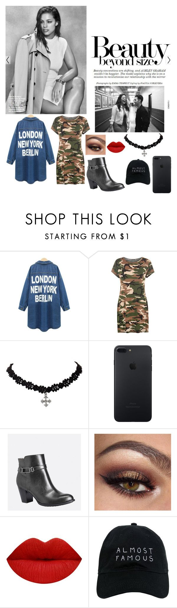 """""""Size Doesn't Matter"""" by nice2200180 ❤ liked on Polyvore featuring Ashley Graham, WearAll, Avenue and Nasaseasons"""