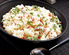 Oven-Baked Lemon Risotto - what a great sidedish