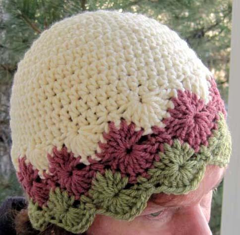 Diamond-edge Hat
