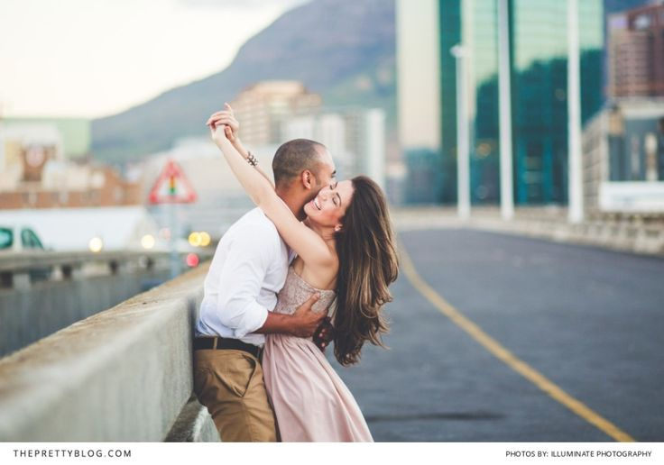 An Urban Engagement shoot | Cape Town | Photograph by Illuminate Photography