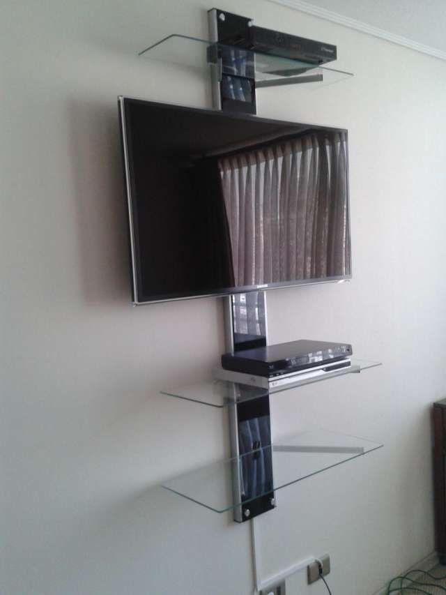 M s de 25 ideas fant sticas sobre rack para lcd en for Mueble con soporte para tv