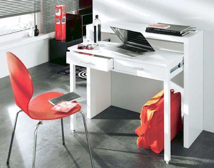 White+Console+Desk
