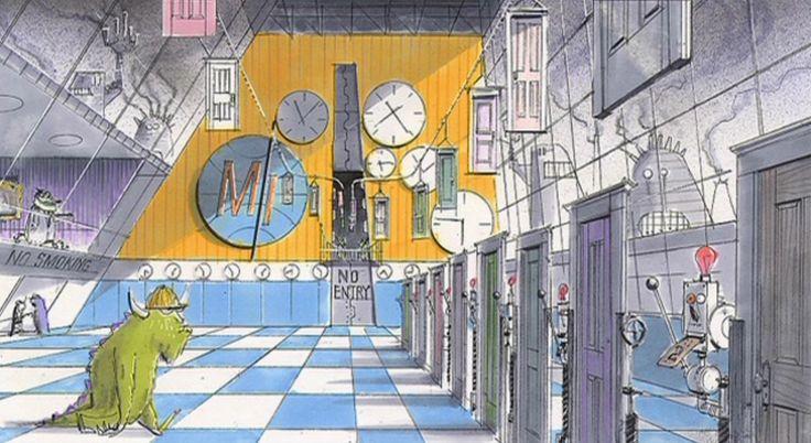 67 Pieces Of Stunning Pixar Concept Art