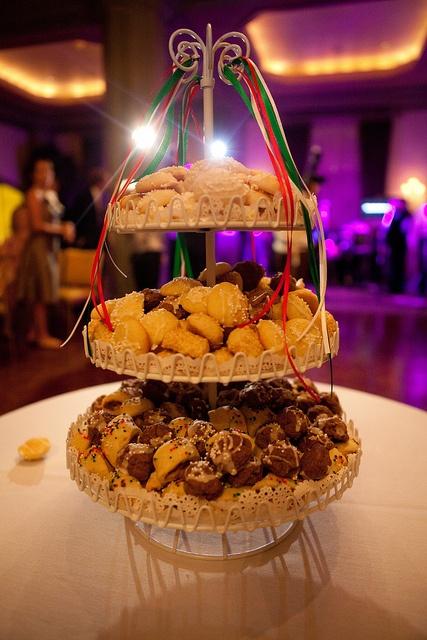 Itallian wedding cookies