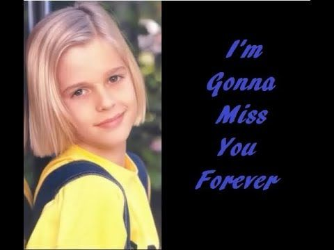 I'm Gonna Miss You Forever By Aaron Carter - W/ Lyrics #FavoriteSongs  #OfAllTime