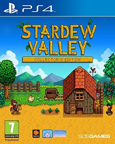 Stardew Valley Collector's Edition (PS4)