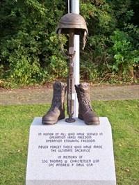 Afghanistan-Iraq War Memorial, Brighton, MI: Iraq Veteran, American Pride, Hero, Adam Wayne, Afghanistan Iraq War, Today S Wars, Remembering Iraq