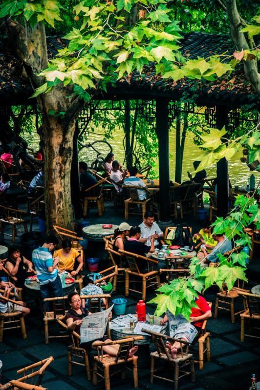Chengdu Teahouses