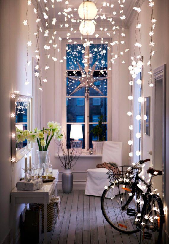 25 best ideas about Apartment Christmas Decorations on Pinterest