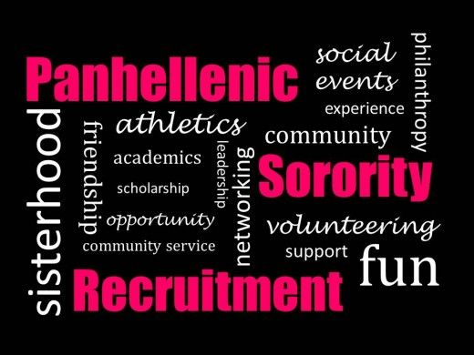 The Sorority Recruitment Cheat Sheet--Top Tips for Sorority Success