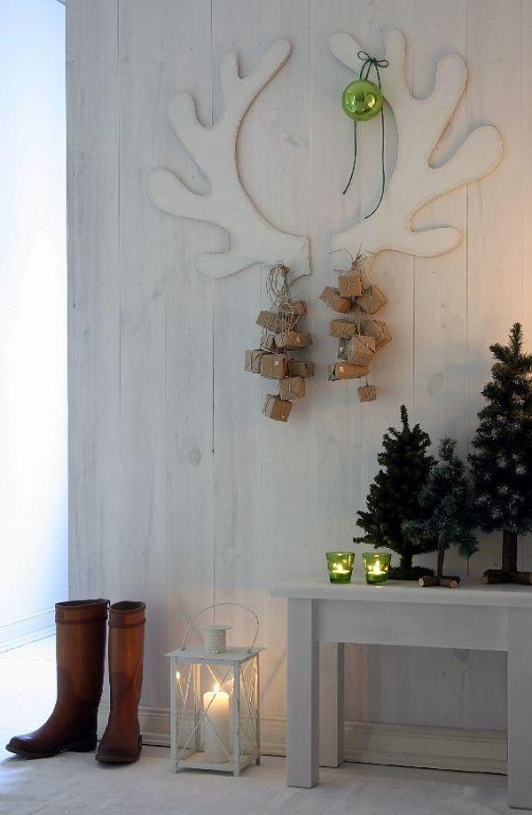 Si vous envisagez de décorer votre maison dans un thème scandinave pour Noël , voici de nombreuses idées pour créer une décoration amusante et festive.