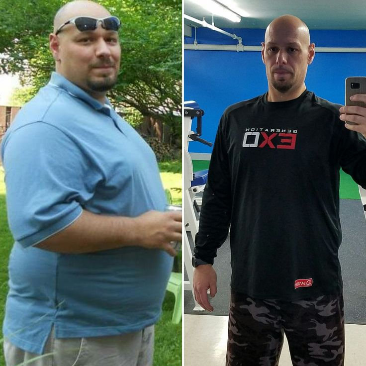 Great success story! Read before and after fitness transformation stories from women and men who hit weight loss goals and got THAT BODY with training and meal prep. Find inspiration, motivation, and workout tips | Brad Lost 130 Pounds