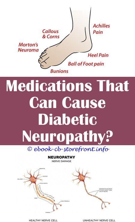 Epingle Sur Diabetic Neuropathy