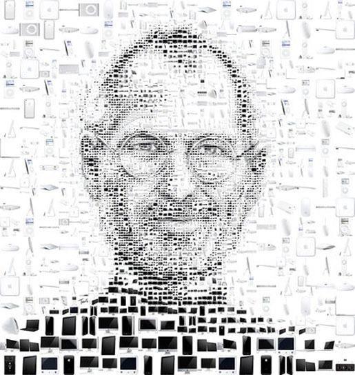 Steve Jobs Apple Products