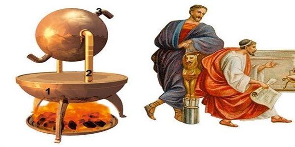 Η βιομηχανική επανάσταση των αρχαίων Ελλήνων
