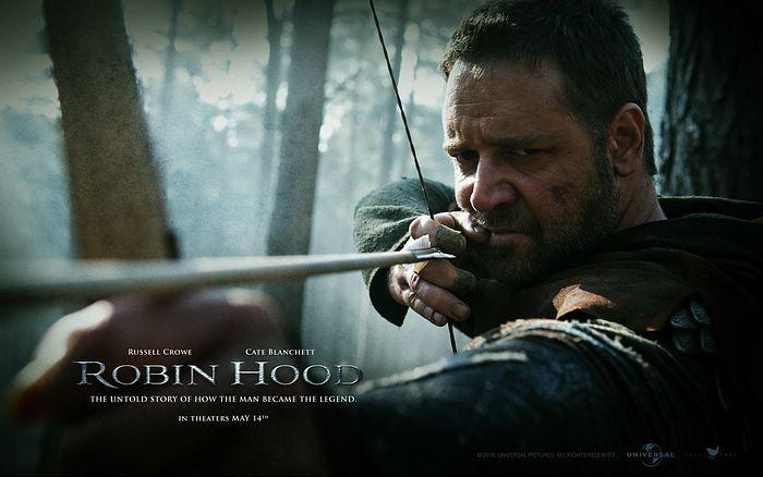 2010 Robin Hood  Wallpapers  - Robin Hood  poster - Robin Hood  (2010 Film)  1