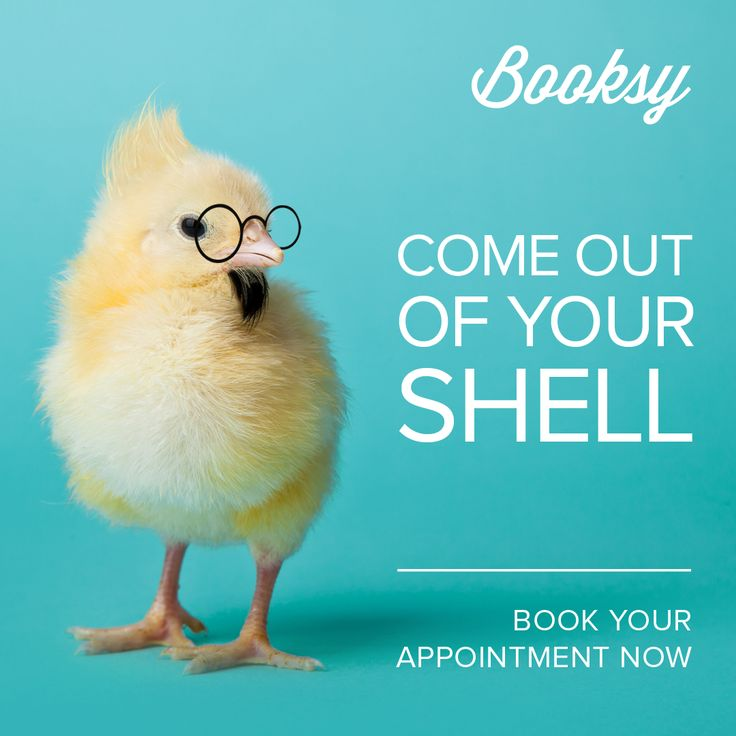 Book your appointment before Easter on #booksyapp!