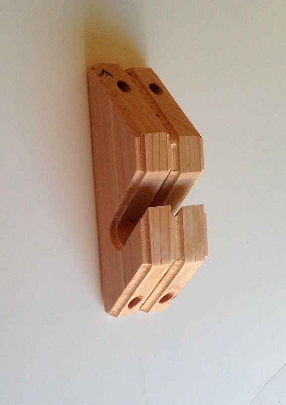Skateboard Longboard Wall Rack Mount Holds 1 Board