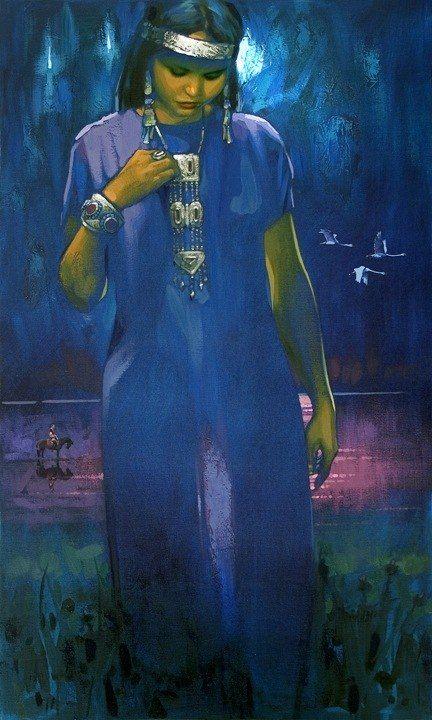 """Kumis-Ai"" Nurlan Kilibaev - Kazakh (qazaq) painter"