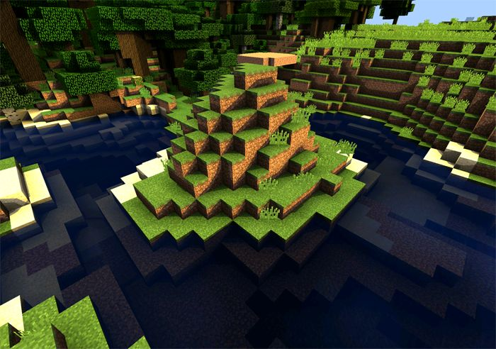 The biggest difference between T.I.M.P.E. / R.A.S.P.E. Shaders [16×16] Texture Pack and other packs is that it comes with shaders. This is a great factor contributing to an interesting world. In general, it makes the environment of Minecraft more realistic. If you are looking for a stunning... https://mcpebox.com/t-m-p-e-r-s-p-e-shaders-16x16-texture-pack-minecraft-pe/