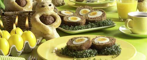 Verstopte eieren