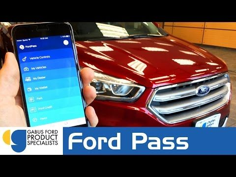 Getting started with Ford Pass YouTube Ford f150, Get
