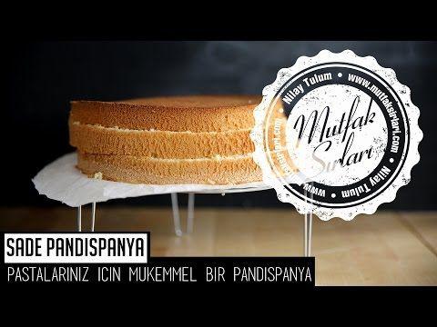 Sade Pandispanya Nasıl Yapılır? Tarifi | Mutfak Sırları
