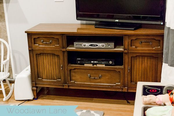17 Best ideas about Antique Tv Stands on Pinterest