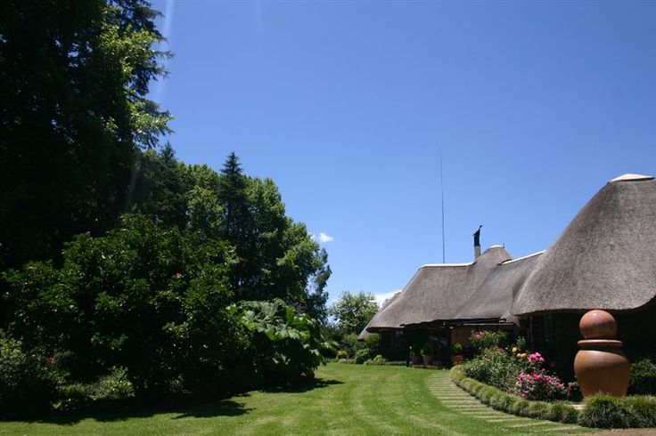 Little Milton - Little Milton is situated in the heart of the Midlands Meander and is set above its own trout dam, with wonderful water birds, meadows and views of the Drakensberg.  The property and its cottages offer ... #weekendgetaways #nottinghamroad #southafrica