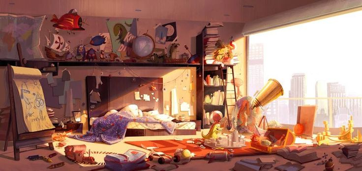 Mr. Peabody & Sherman Concept Art