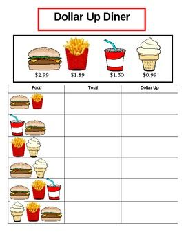 Sweet image regarding free printable making change worksheets