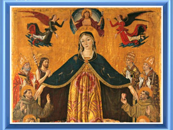 ¡Oh María Santísima,Señora de la merced sin límite,  abogada de las causas más desesperadas  y madre compasiva y auxiliadora nuestr...