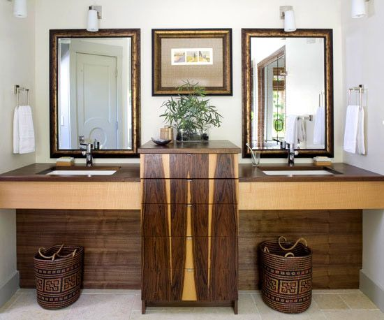 7 best images about lavabos de madera wood washbasins on for Lavabo madera