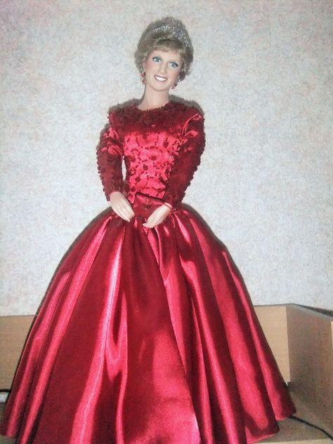 Princess Diana Doll She Is By Ashton Drake And Called