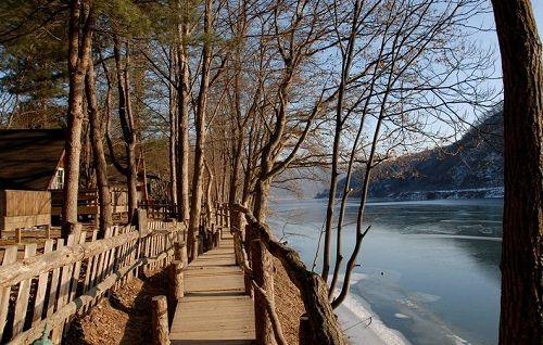tempat wisata korea selatan