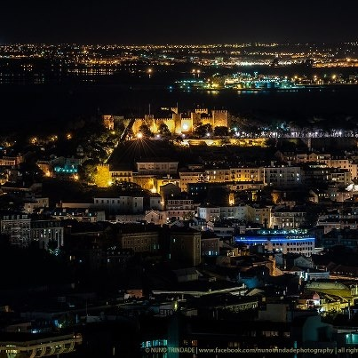 São Jorge Castle, Lisbon - PORTUGAL