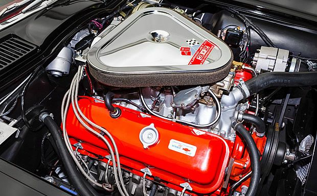 1967 Chevy Corvette 327 V8 With 350 Horsepower Corvette