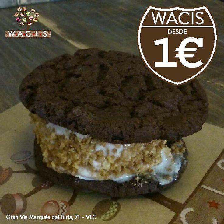 Wacis desde 1 euro #cookies #CookiesCaseras #wacis #Valencia #wacis1euro #helahoArtesano