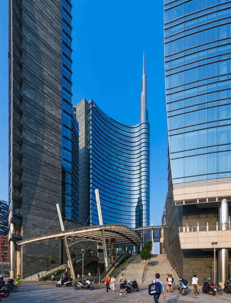 Pelli Clarke Pelli Architects, Jeff Goldberg/ESTO · UniCredit, Porta Nuova…