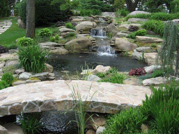 Steingarten Anlegen Schritt Für Schritt :   Alles rund um Gartenteich anlegen So geht es Schritt für Schritt
