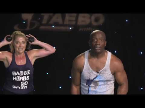 Billy Blanks Tae Bo® Body Shape 2016! 30 minutes! - YouTube