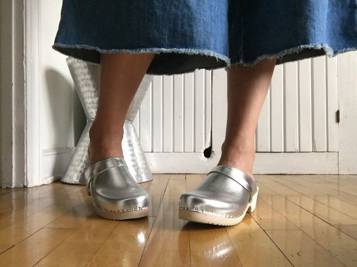 For the love of clogs - Love a Good Stripe