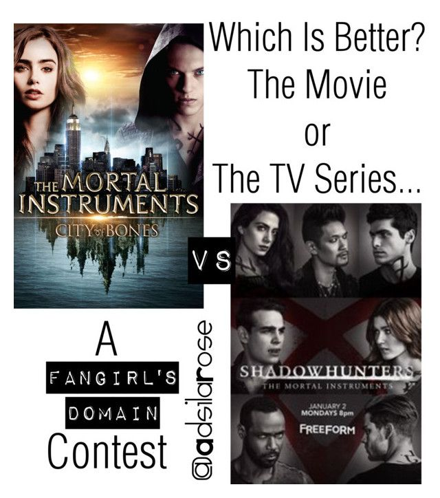Contest Announcement: #MovieOrSeries by adsilarose on Polyvore featuring polyvore アート beoriginal StylesInTheMaking FangirlsDomain AdsilaRose MovieOrSeries