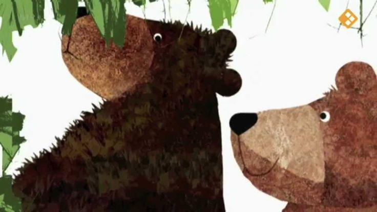 Vieze vuile beer, digitaal prentenboek