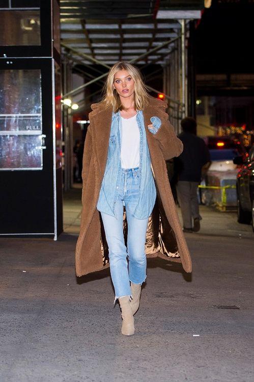 prix le moins cher dans quelques jours sélection spéciale de Kim Kardashian, Elsa Hosk... Ce manteau