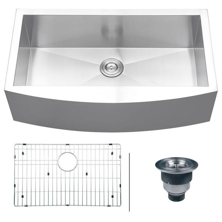 25 best ideas about Stainless Steel Apron Sink on