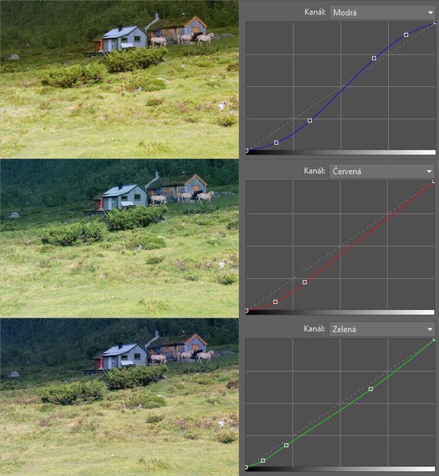 Úpravou jednotlivých barevných kanálů je možné dosáhnout efektnější úpravy barev.jpg