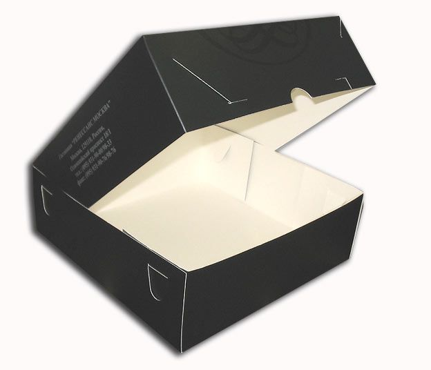 Коробки для тортов от производителя